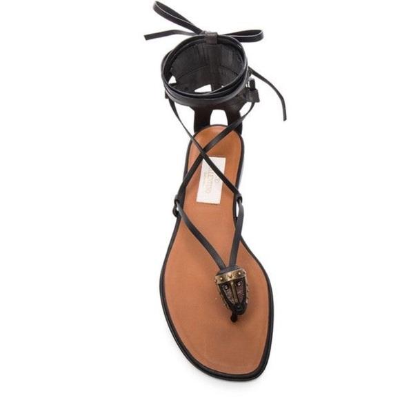 3a20710f6f02 Valentino Tribe Gladiator Sandals. NWT. Valentino Garavani